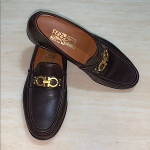 Salvatore Ferragamo Men's Shoes 7D